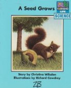 A seed grows - life science