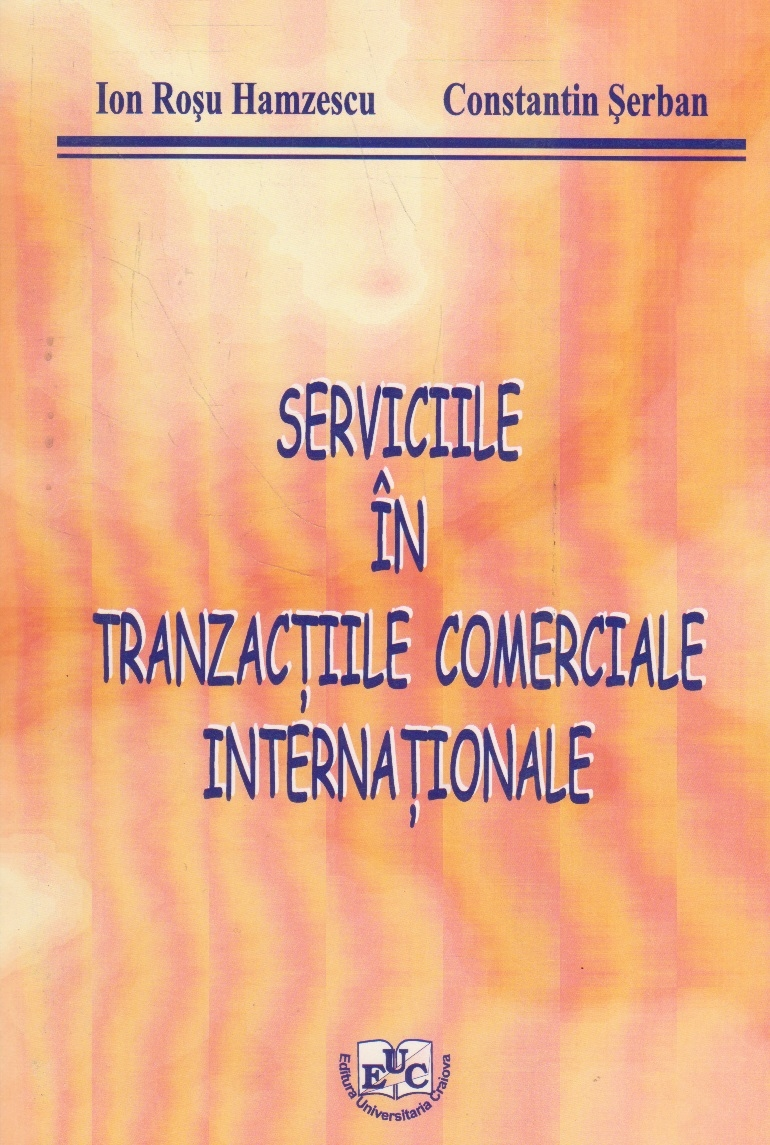 Serviciile in tranzactiile comerciale internationale