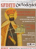 Sfintii Ortodoxiei, Anul II / Nr. 7 (10) - Constantin Brancoveanu