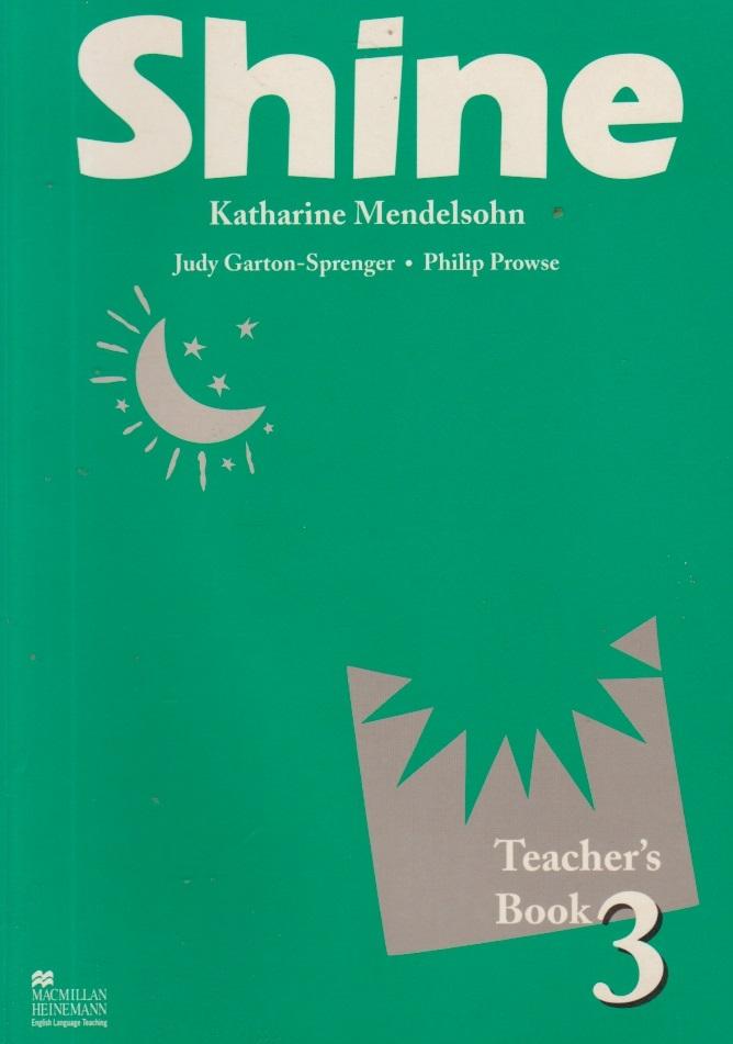 Shine - Teacher's Book 3