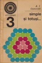 Simple totusi probleme matematica elementare