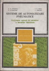 Sisteme de automatizare pneumatice - Proiectarea asistata de calculator a blocurilor functionale