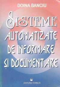 Sisteme automatizate de informare si documentare