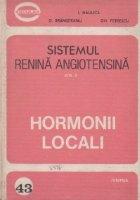 Sistemul renina angiotensina, Volumul al II - lea, Hormonii locali