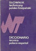 Slownik techniczny polsko hispanski (Dictionat