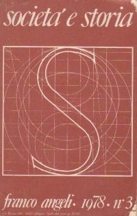 Societa e storia, 3/1978