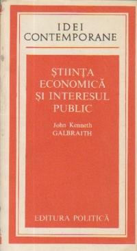 Stiinta economica si interesul public