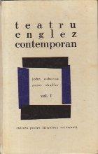 Teatru Englez Contemporan, Volumul I