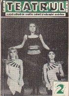 Teatrul, nr. 2, 1989