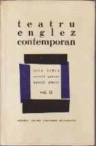Teatrul Englez Contemporan, Volumul al II-lea