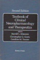 Textbook Clinical Neuropharmacology and Therapeutics
