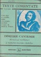 Texte Comentate, Dimitrie Cantemir - Hronicul vechimei a romano-moldo-vlahilor