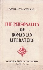 The Personality of Romanian Literature - A Synthesis