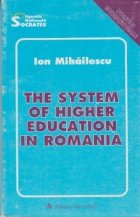 The system higher education Romania