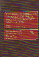 Thyroid disorders associated with iodine deficiency and excess