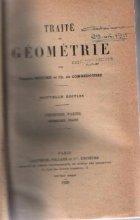 Traite de Geometrie, Premiere Parte - Geometrie Plane (1929)