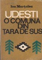 Udesti - O Comuna din Tara De Sus