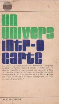 Un univers intr-o carte, Volumul al III-lea