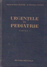 Urgentele in pediatrie, Partea I