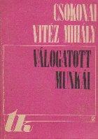 Valogatott Munkai (Opere alese)