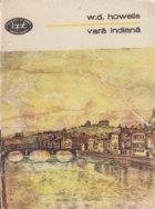 Vara indiana - roman