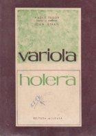 Variola. Holera