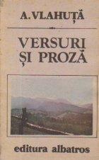 Versuri Proza Vlahuta)