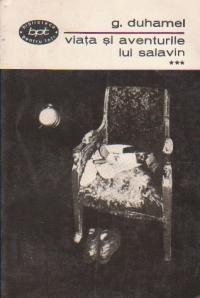 Viata si aventurile lui Salavin, Volumul al III-lea