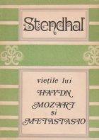 Vietile lui Haydn Mozart Metastasio