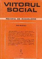 Viitorul Social. Revista de Sociologie, Nr. 3/1973